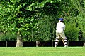 Eastons Cricket Club Sunday match, Little Easton, Essex, England 01.jpg