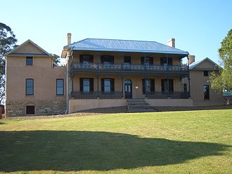 Eastwood, New South Wales - Brush Farm House, Eastwood