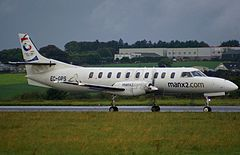 Fairchild Swearingen Metroliner