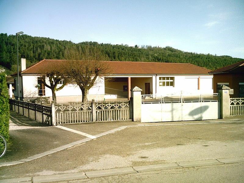 L'école de Nurieux-Volognat