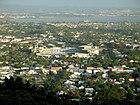 Le stade Eden Park à Auckland.