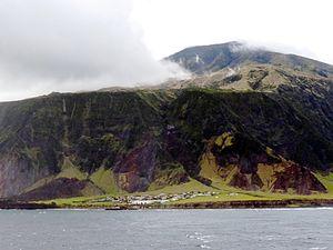 Tristan da Cunha - Edinburgh of the Seven Seas, Tristan da Cunha