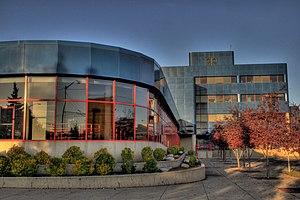 Edmonton Public Schools - Image: Edmonton Public School Board Edmonton Alberta Canada 01A