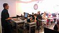 Education program of Wikimedia Serbia at IT High school 02.jpg