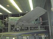Edward Butch O'Hare's Aircraft on display at ORD