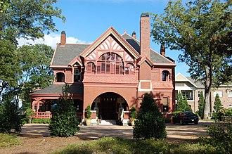 Edward C. Peters House - Edward C. Peters House (Ivy Hall)