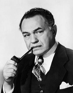 Edward G. Robinson Romanian American actor