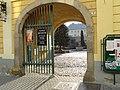 Eger 2012-03-04, Múzeumi kapualj a Széchenyi utcából - panoramio.jpg