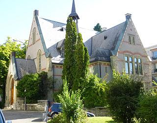 Scots Kirk, Lausanne Church in Lausanne, Switzerland