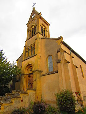 Église Saint-Christophe.
