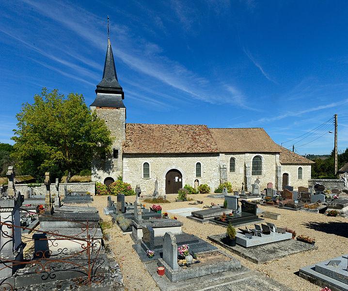 Eglise Paroissiale Saint-Rémi Cailly-sur-Eure