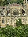 Eglise de Saint Antoine l Abbaye - ISERE 38 FRANCE - Alain Van den Hende - Licence CC 4 0 - 1707 SAM 1701.jpg