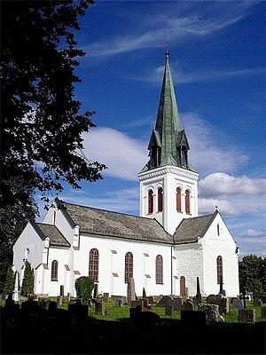 Eidsvoll - Eidsvoll Church