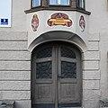 Eingang Bernhardgasse 3, Spittal an der Drau, Kärnten.jpg