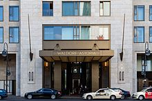 Waldorf Astoria Wikipedia
