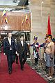 El Presidente de Georgia asistió a la Posesión Presidencial de Rafael Correa (8807703327).jpg