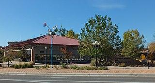 Local history museum in Pueblo, Colorado