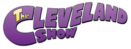 Logo van The Cleveland Show