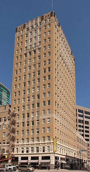 Electric Building (Fort Worth, Texas) - Image: Electric Building