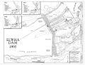 Elwha River Hydroelectric System, Elwha Hydroelectric Dam and Plant, Port Angeles, Clallam County, WA HAER WASH,5-POAN.V,3A- (sheet 1 of 7).png