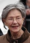 Photo of Emmanuelle Riva at the 2012 Cannes Film Festival
