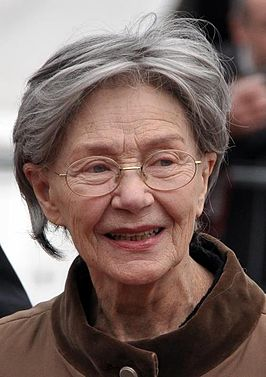 Emmanuelle Riva in Cannes (2012)