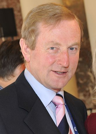 Government of the 31st Dáil - Image: Enda Kenny