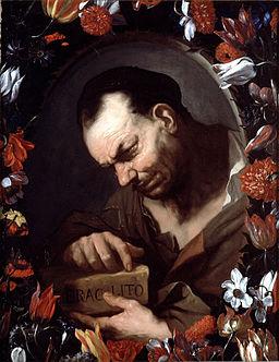 Eraclito by Giordano and Recco