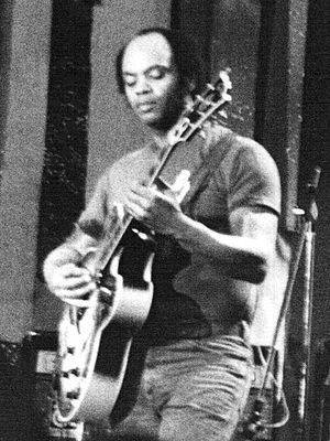 Stuff (band) - Eric Gale in July 1976