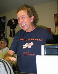 Eric Idle voiced Declan Desmond for a second time.