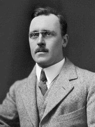 Ernest Marsden - Image: Ernest Marsden 1921