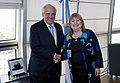 Ernesto Samper y Susana Malcorra.jpg