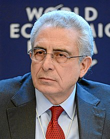 Ernesto Zedillo Ponce de Leon World Economic Forum 2013 crop (cropped).jpg
