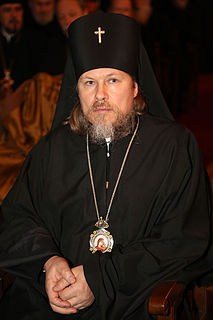 Mark (Golovkov) Russian Eastern Orthodox bishop
