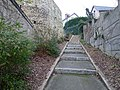 Escalier a acigné - panoramio.jpg
