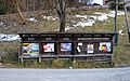 Eschenau (municipality Taxenbach) - village board.jpg