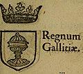 Escudo da Galiza em Le jardin d'armoiries de Jean Lautte (1567).jpg