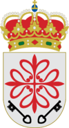 Coat of arms of Aldea del Rey