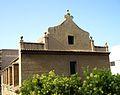 Església de santa Úrsula vista des de les torres de Quart.jpg