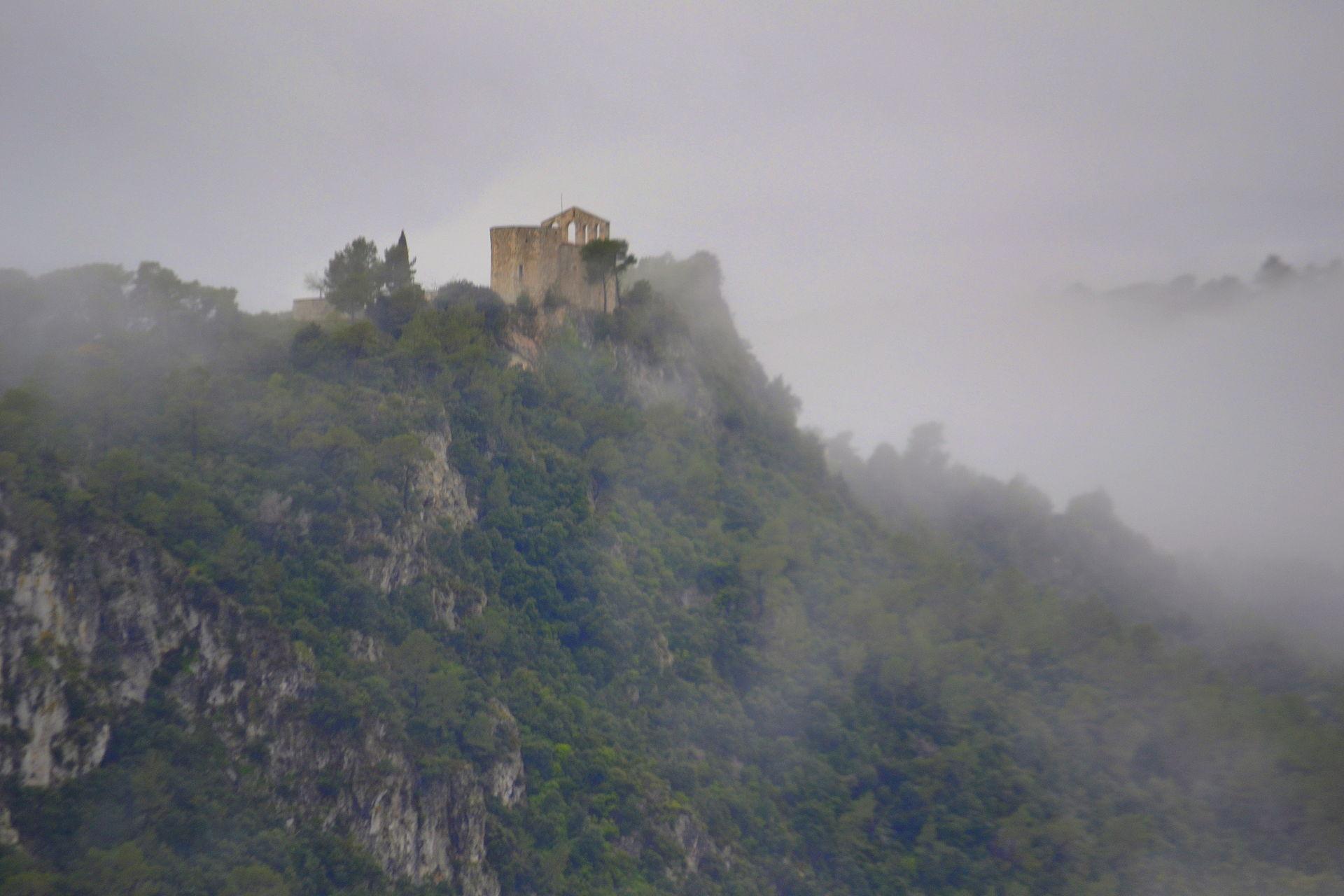Iglesia del Castillo de Foix. Angela Llop