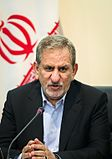 Eshaq Jahangiri in meeting with economic heads.jpg
