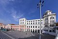 Estación del Norte, estación de Príncipe Pío, fachada oeste.jpg