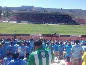 2017 South American Under-17 Football Championship - Image: Estadio Talca