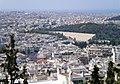 Estadio Olímpico Kallimarmaro, visto desde el monte Lykavittós..jpg