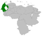 Estado Zulia (1864 - 1866) (1869 - 1881) y (1890 - 1904).PNG