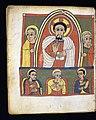 Ethiopian - Leaf from Gunda Gunde Gospels - Walters W85059V - Open Reverse.jpg