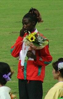 Eunice Jepkorir Kenyan long-distance runner