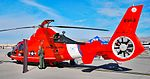 Eurocopter MH-65D Dolphin 6563 U.S. Coast Guard San Francisco (30675139230).jpg