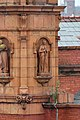 Euterpe statue, Conway Secondary School, Birkenhead.jpg