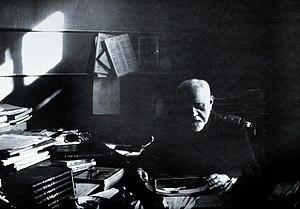 Yevgeny Pavlovsky - Pavlovsky by LJ Bruce-Chwatt from the Wellcome Collection